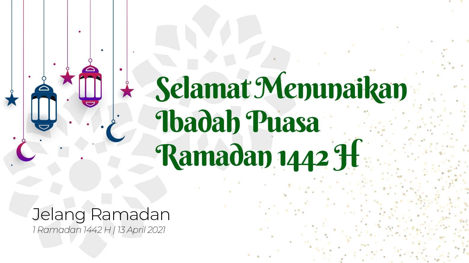 Jelang ramadan